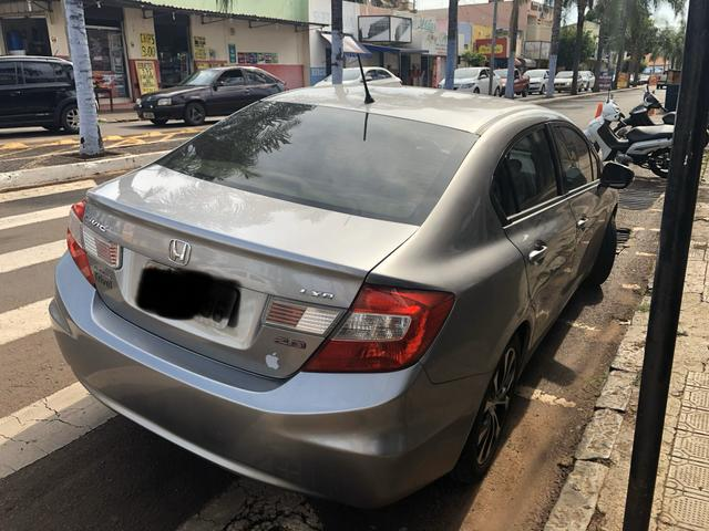 Vende se ágio Civic LXR 2015