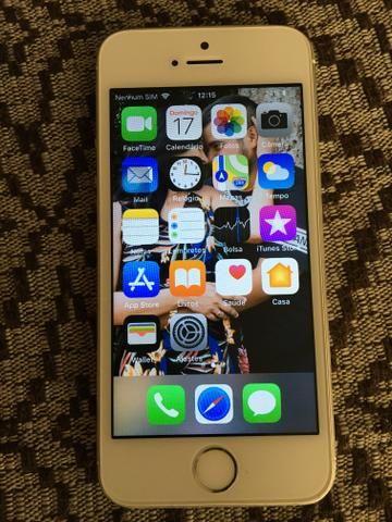 IPhone 5s bem conservado - Foto 2