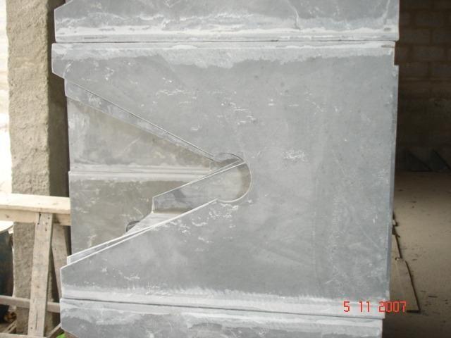 Caixa/protetor Para Ar Condicionado Em Ardósia