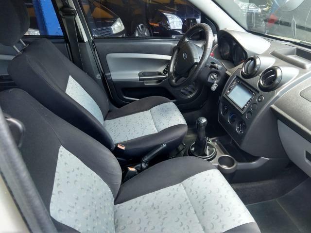 Ford Fiesta ratch 4 portas 1.0 excelente aceita troca 2008 - Foto 5