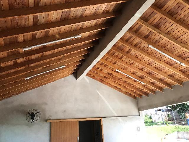 Casa Estância Cabral com piscina - Foto 16