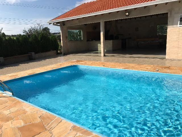 Casa Estância Cabral com piscina - Foto 9