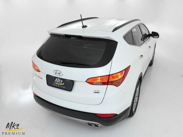 Hyundai Santa Fe GLS 3.3 V6 Gasolina 4X4 Automático - Foto 3