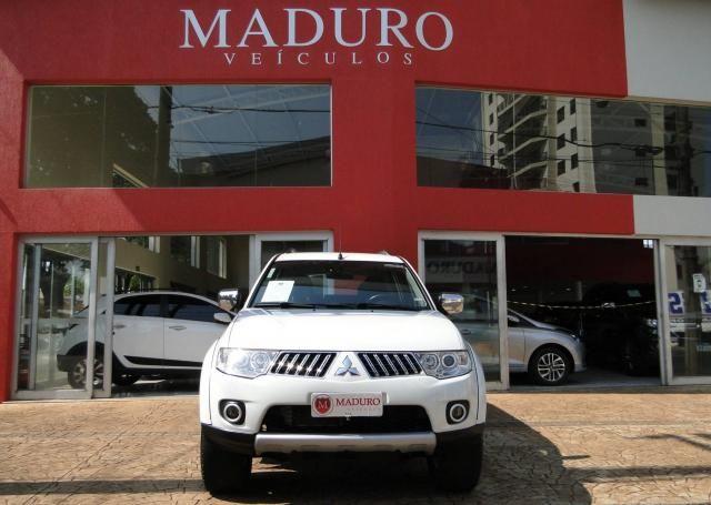 PAJERO DAKAR 2013/2013 3.2 HPE 4X4 7 LUGARES 16V TURBO INTERCOOLER DIESEL 4P AUTOMÁTICO