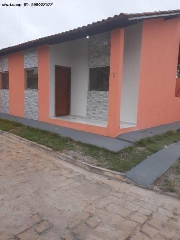Casa em Condomínio para Venda em Várzea Grande, Santa Maria, 2 dormitórios, 1 banheiro, 1  - Foto 2