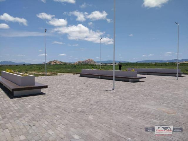 Terreno à venda, 324 m² por R$ 100.000 - Morada Do Sol - Patos/PB - Foto 8