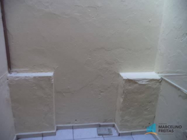 Apartamento com 1 dormitório para alugar, 58 m² por R$ 309,00/mês - Antônio Bezerra - Fort - Foto 10