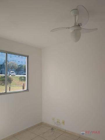 Apartamento com 2 dormitórios para alugar, 50 m² por R$ 880,00/mês - Rios di Itália - São  - Foto 5