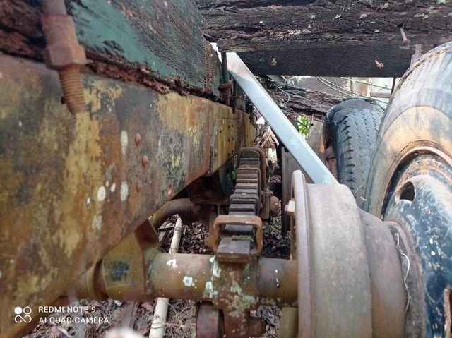 Caminhão GMC 1942 6X6 - Foto 18