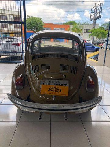 VW FUSCA 1300 - Foto 4
