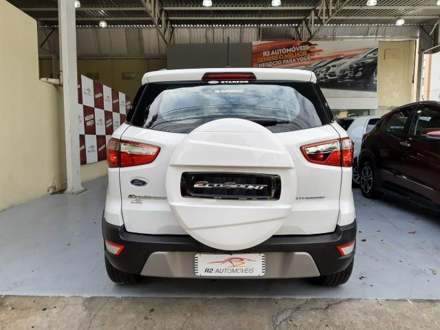Ford 2018 Ecosport titanium Automatico completa branca apenas 15000 km impecável - Foto 5