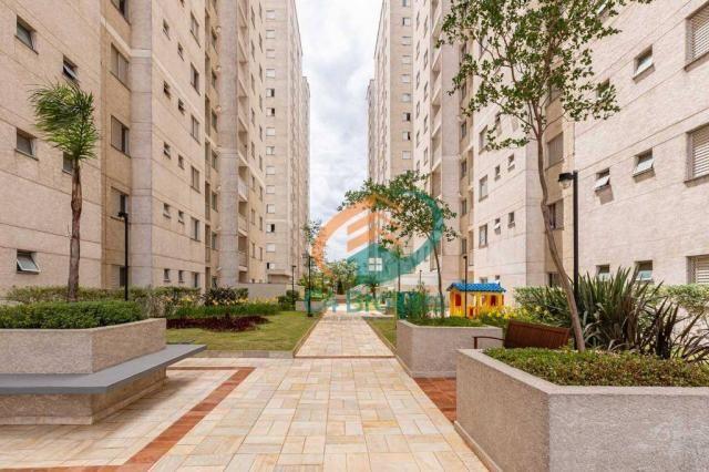 Apartamento com 3 dormitórios à venda, 63 m² por R$ 335.000,00 - Vila Miriam - Guarulhos/S