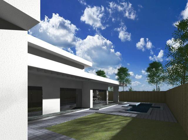 Maravilhosa casa 3 suítes com piscina no CONDOMÍNIO ESTÂNCIA QUINTAS DA ALVORADA - Foto 7