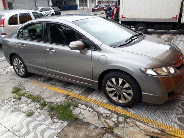 Honda/Civic Lxl Flex Completo - Foto 4