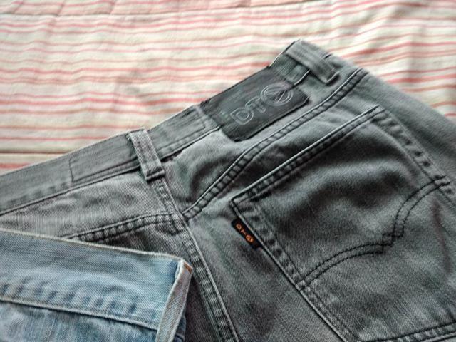 Troco calças originais masculina - Foto 2