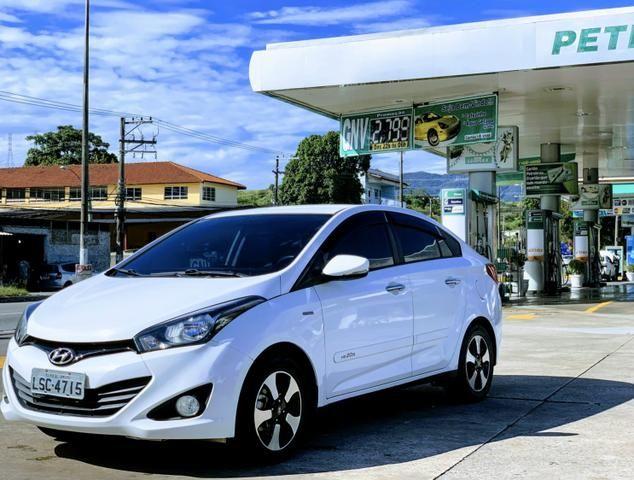 Hyundai HB20s 1.6 impress SEDAN - comfort plus 16v flex 4p automático - 2015 - Foto 2