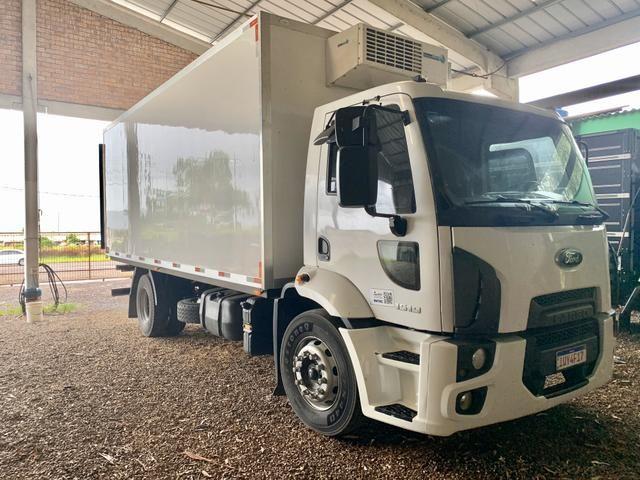 Ford Cargo 1519 Frigorífico - Foto 2