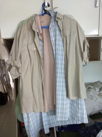 Vendo camisas usadas - Foto 3