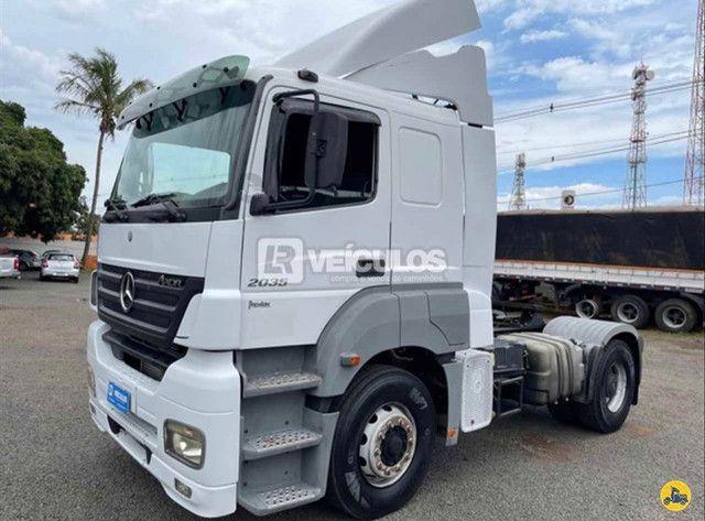 Mercedes bens Axor 2035 4x2 ÚNICO DONO  - Foto 3