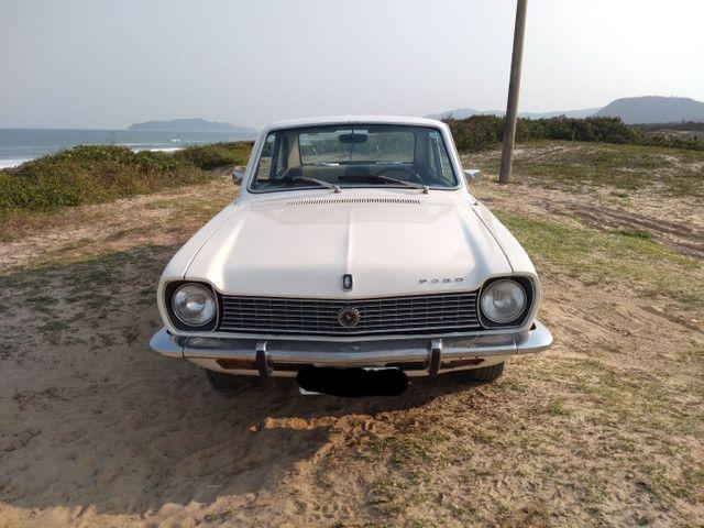 Ford Corcel 1 luxo 1976 - Foto 2