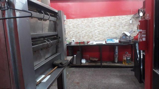 montagem completa de padaria  com ponto - aceito carro(van escolar) ou lote - Foto 2