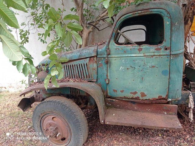 Caminhão GMC 1942 6X6 - Foto 2
