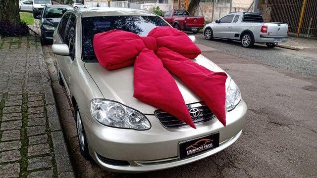 Corolla XEI 1.8 Completíssimo 2006 (S/ Entrada R$: 899,90) Financie Fácil - Foto 3