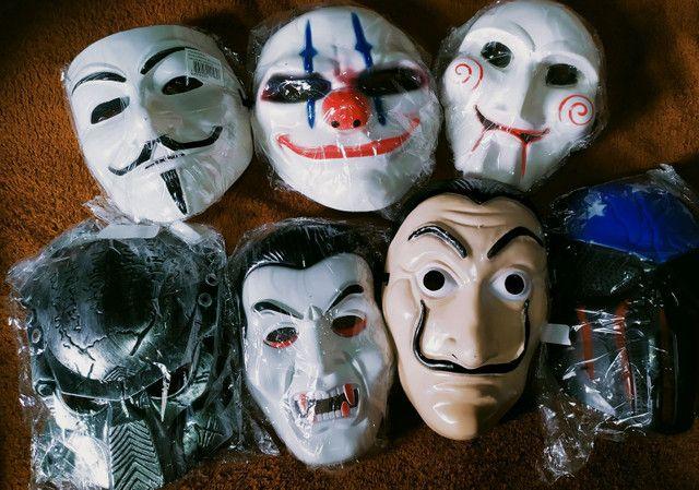 Máscaras dança - Foto 2