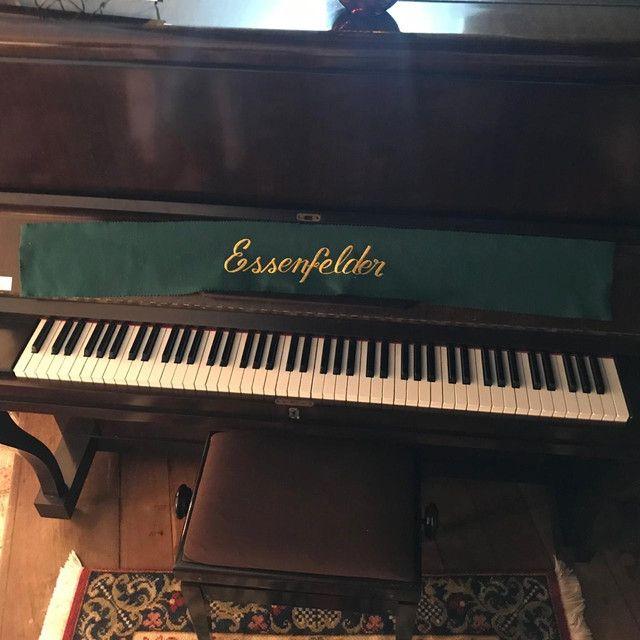 Piano Essenfelder usado - Foto 4