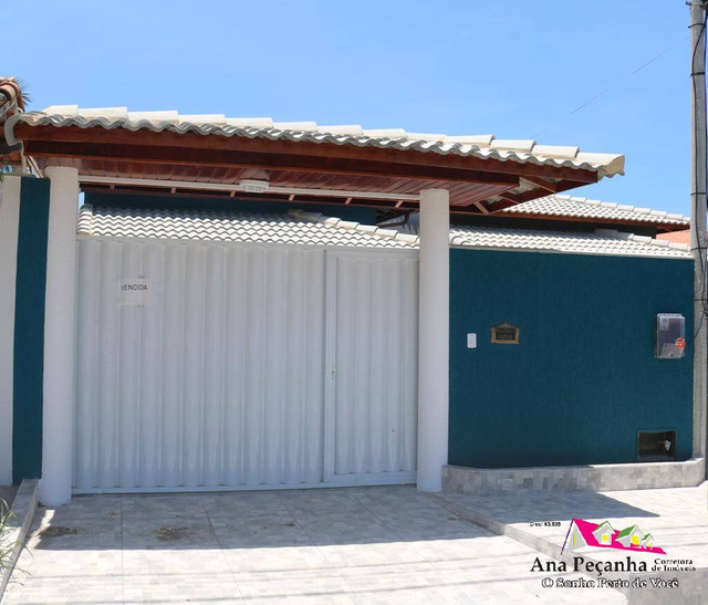 Linda Casa de 3 Quartos com Piscina em Itaipuaçú! - Foto 3