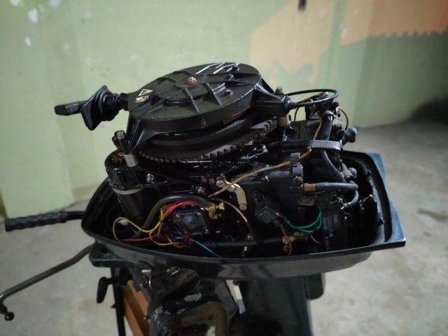 Motor popa Everund 30HP Elétrico  - Foto 16
