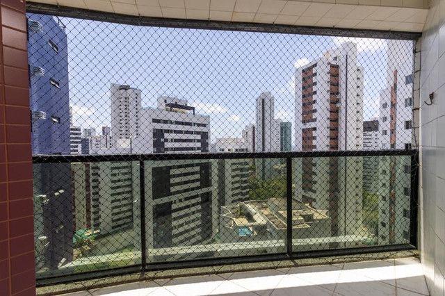 Apartamento com 3 quartos à venda, 127 m² por R$ 650.000 - Boa Viagem - Recife - Foto 5