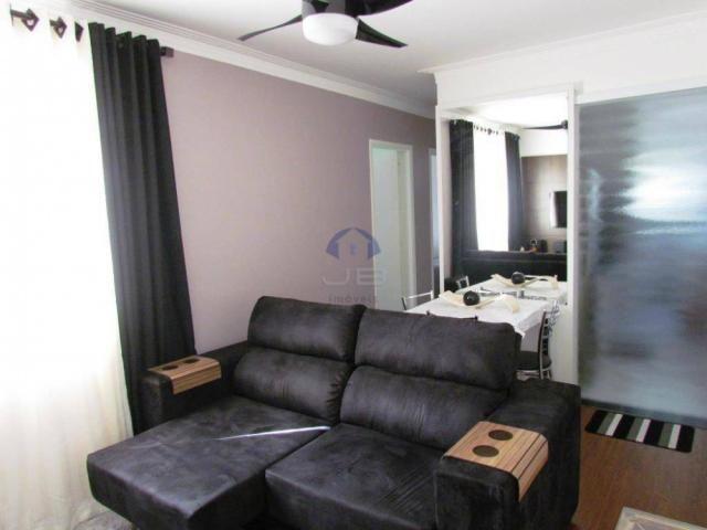 Apartamento à venda com 2 dormitórios cod:VAP031353