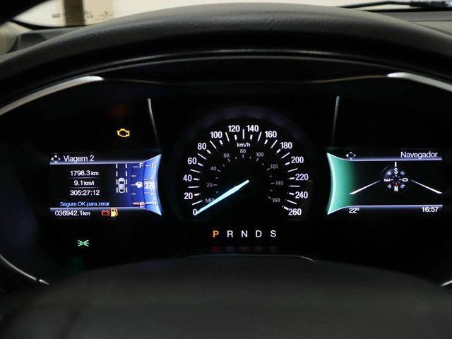 Ford Fusion Titanium 2.0 GTDI FWD - Foto 10