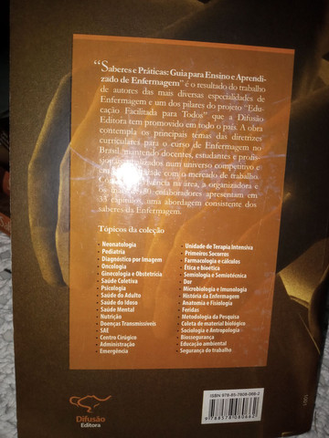 Coleção Saberes e Praticas: Guia para Ensino e Aprendizado de Enfermagem - Foto 4