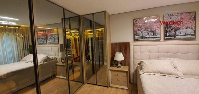 Apartamento com 3 dormitórios à venda, 116 m² por R$ 975.000 - Balneário - Florianópolis/S - Foto 9