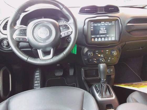 RENEGADE 2019/2020 1.8 16V FLEX LONGITUDE 4P AUTOMÁTICO - Foto 3