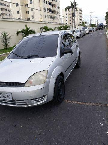 Ford Fiesta ano 2005