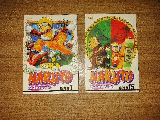 Naruto Gold 1 e 15