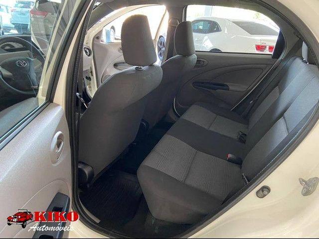 Toyota ETIOS XS 1.3 Flex C/ 56 Mil Km  - Foto 13