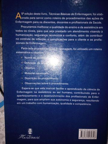 Livro: Técnicas Básicas de Enfermagem - Foto 2
