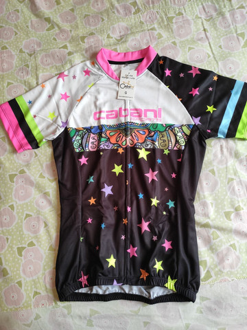 Camisa feminina ciclismo * - Foto 3