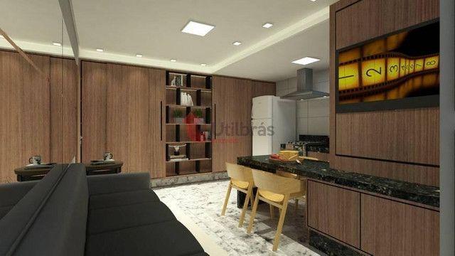 Apartamento à venda, 2 quartos, 2 suítes, 1 vaga, Lourdes - Belo Horizonte/MG - Foto 8