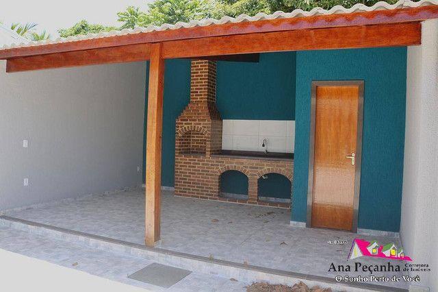 Linda Casa de 3 Quartos com Piscina em Itaipuaçú! - Foto 7