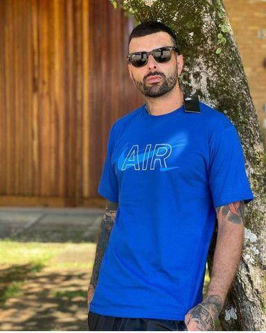 Camiseta Básica Fio 30.1 Cod1 - Foto 4