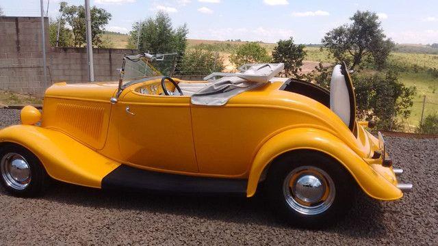 Hot Rod rodster V8 Carangas Garage - Foto 12