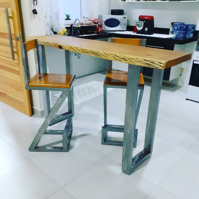 Mesas prancha madeira  - Foto 2