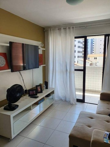 Oportunidade! apartamento dois quartos mobiliado na ponta verde - Foto 2