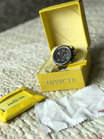 Vendo relógio invicta original  - Foto 2