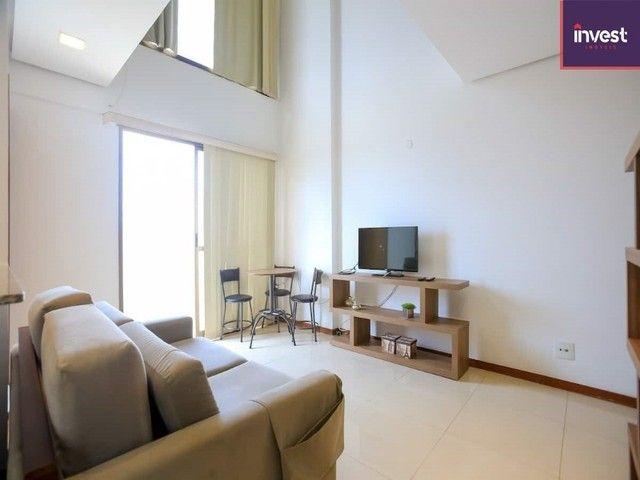 Apartamento Duplex Mobiliado de 1 Quarto em Águas Claras. - Foto 4